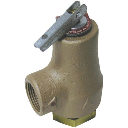 Picture of Watts Regulator 3/4 In. FIPS X 3/4 In.FIPS Forged Bronze Pressure Relief Valve