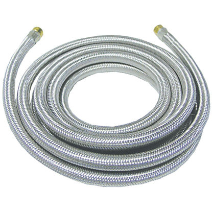 Picture of B&K 1/4 In. x 10 Ft. Ice Maker Connector Hose