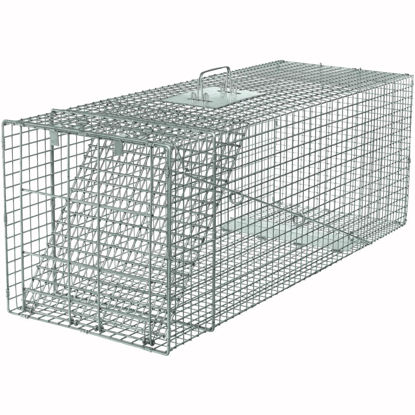 Picture of Havahart Professional Galvanized Steel 42 In. Extra-Large Live Animal Trap