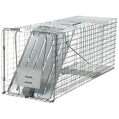 Picture of Havahart Professional Galvanized Steel 32 In. Large Live Animal Trap