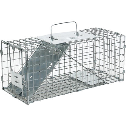 Picture of Havahart Galvanized Steel 17 In. Live Squirrel Trap
