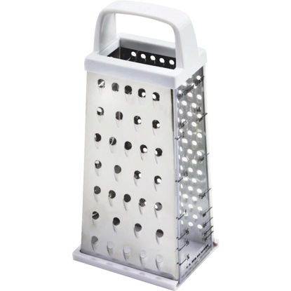 Picture of Norpro 4-Sided Stainless Steel Small Box Grater