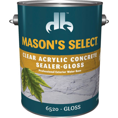 Picture of Duckback Mason's Select Clear Gloss Concrete Sealer, 1 Gal.
