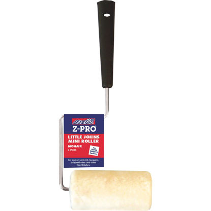 Picture of Premier Z-Pro 4 In. x 1/4 In. Smooth Mohair Paint Roller Cover & Frame