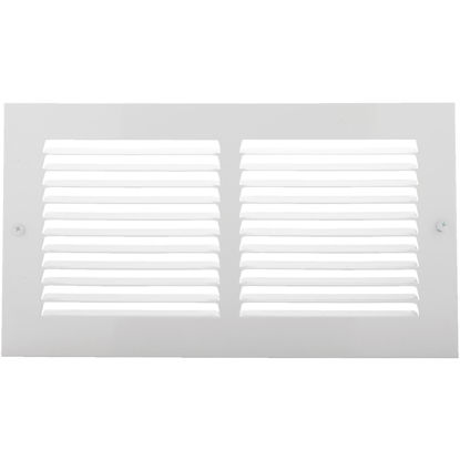 Picture of Home Impressions 6 In. x 12 In. Stamped Steel Return Air Grille