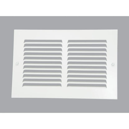 Picture of Home Impressions 6 In. x 10 In. Stamped Steel Return Air Grille