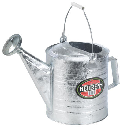 Picture of Behrens 8 Qt. Galvanized Steel Watering Can