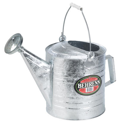 Picture of Behrens 10 Qt. Galvanized Steel Watering Can