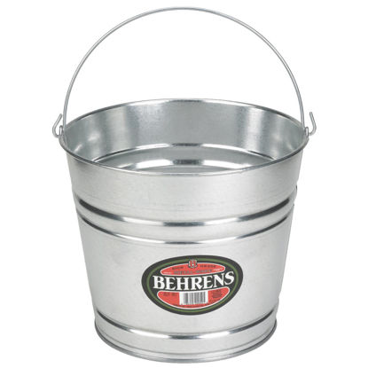 Picture of Behrens 10 Qt. Galvanized Steel Pail