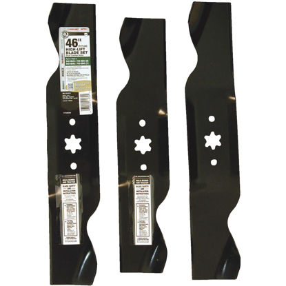 Picture of Arnold MTD 14-7/8 In. & 16-9/32 In. Tractor Mower Blade Set