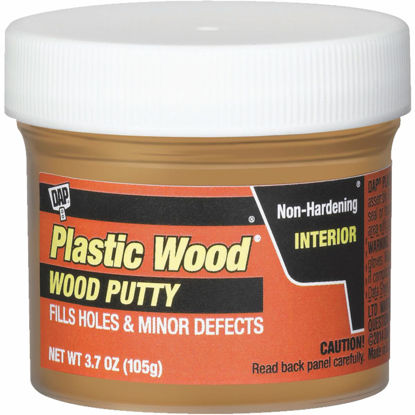 Picture of DAP Plastic Wood 3.7 Oz. Natural Oak Wood Putty