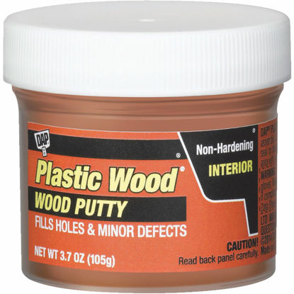 Picture of DAP Plastic Wood 3.7 Oz. Cherry Wood Putty