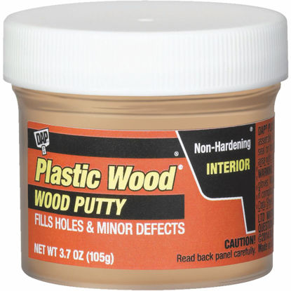 Picture of DAP Plastic Wood 3.7 Oz. Pickled Oak Wood Putty