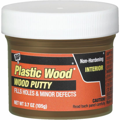 Picture of DAP Plastic Wood 3.7 Oz. Maple Wood Putty