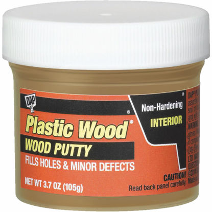 Picture of DAP Plastic Wood 3.7 Oz. Natural Pine Wood Putty