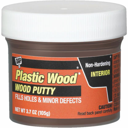 Picture of DAP Plastic Wood 3.7 Oz. Red Mahogany Wood Putty