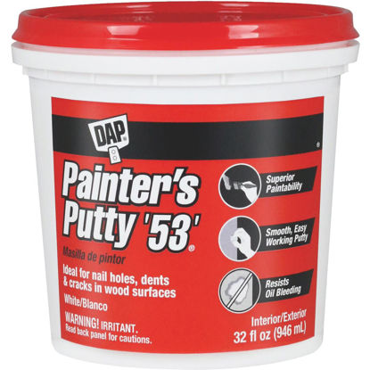 Picture of DAP Painter's Putty '53', 32 Oz.