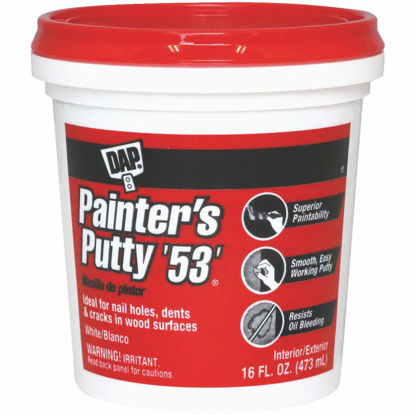 Picture of DAP Painter's Putty '53', 16 Oz.