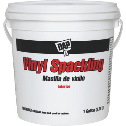 Picture of DAP 1 Gal. Heavy-Duty Vinyl Interior Vinyl Spackling Compound