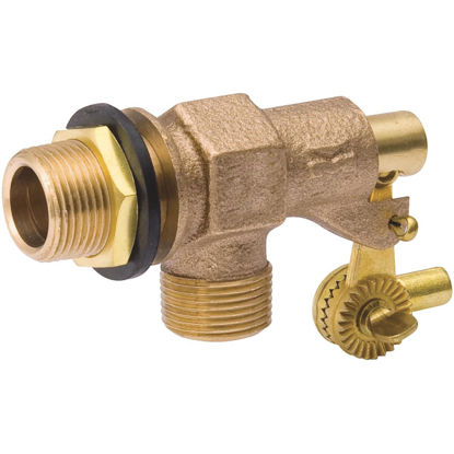 Picture of B & K 1/2 In. Stock Tank Float Valve Thread Outlet