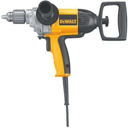 Picture of DeWalt 1/2 In. 9-Amp Keyed Electric Drill with Spade Handle
