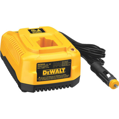 Picture of DeWalt 7.2-Volt to 18-Volt Nickel-Cadmium/Nickel-Metal Hydride/Lithium-Ion Vehicle Battery Charger