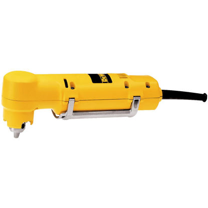 Picture of DeWalt 3/8 In. 3.2-Amp Keyed VSR Electric Angle Drill