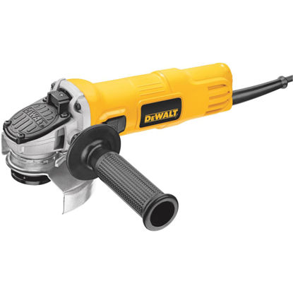 Picture of DeWalt 4-1/2 In. 7-Amp Angle Grinder with One-Touch Guard