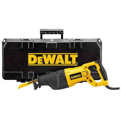 Picture of DeWalt 13-Amp Reciprocating Saw Kit