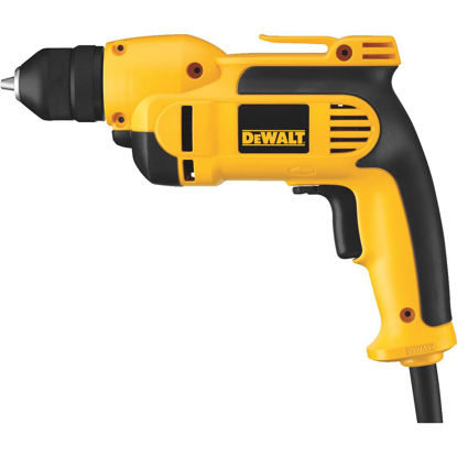 Picture of DeWalt 3/8 In. 8-Amp Keyless Electric Drill