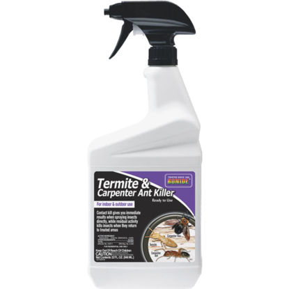 Picture of Bonide 32 Oz. Ready To Use Trigger Spray Indoor/Outdoor Termite & Carpenter Ant Killer