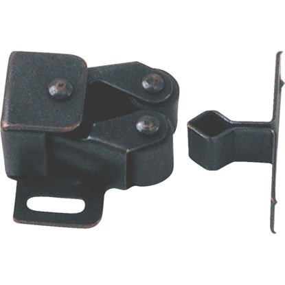 Picture of Laurey Bronze Double Roller Catch with Spear