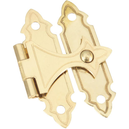 Picture of National Catalog V1840 Brass Decorative Catch (2-Count)