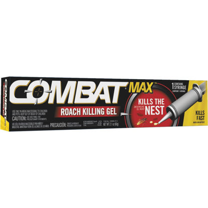 Picture of Combat Max 2.1 Oz. Ready To Use Gel Roach Killer