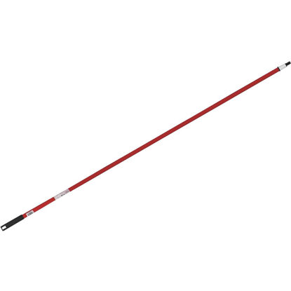 Picture of Bruske 10 Ft. Red Steel Telescopic Handle