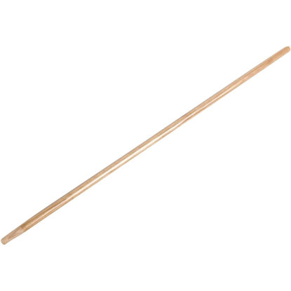 Picture of Ettore 5 Ft. Brown Wooden Tapered Floor Squeegee Handle