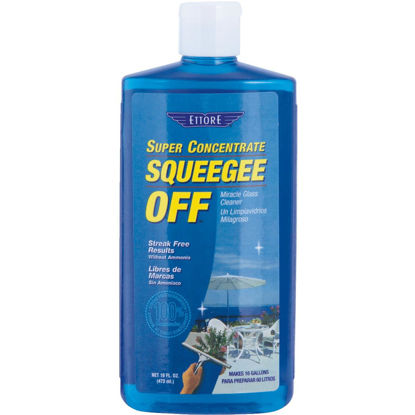 Picture of Ettore Squeegee Off 16 Oz. Super Concentrate Glass Cleaner