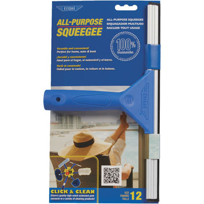 Picture of Ettore All Purpose 12 In. Rubber Squeegee