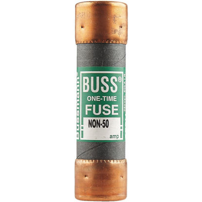 Picture of Bussmann 50A NON Cartridge General Purpose Cartridge Fuse