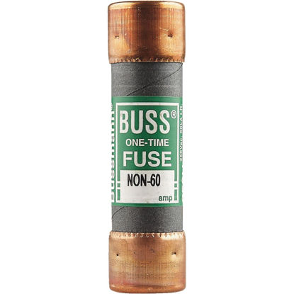 Picture of Bussmann 60A NON Cartridge General Purpose Cartridge Fuse