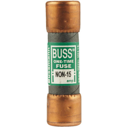 Picture of Bussmann 15A NON Cartridge General Purpose Cartridge Fuse