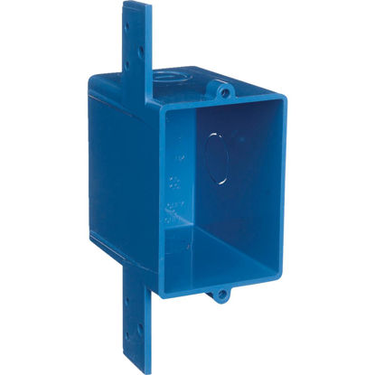 Picture of Carlon 1-Gang PVC Molded ENT Wall Box