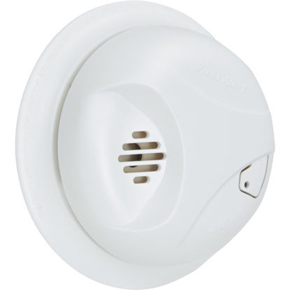 Picture of First Alert Battery Operated 9V Ionization Smoke Alarm with Hush