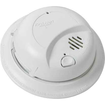 Picture of First Alert Hardwired 120V Ionization Smoke Alarm
