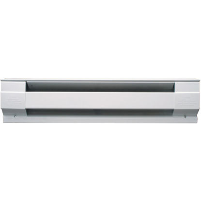 Picture of Cadet 30 In. 500-Watt 240-Volt Electric Baseboard Heater, White