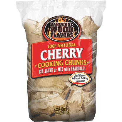 Picture of Barbeque Wood Flavors 6 Lb. Cherry Smoking Chunks