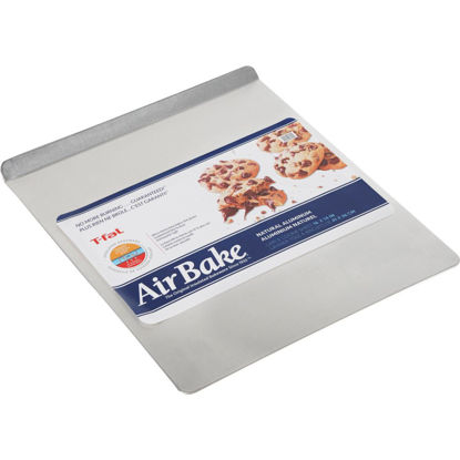 "Picture of T-Fal AirBake 14"" x 16"" Aluminum Air Baking Sheet"
