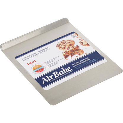 "Picture of T-Fal AirBake 12"" x 14"" Aluminum Air Baking Sheet"