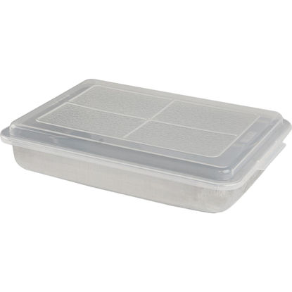 Picture of Mirro 13 In. x 9 In. Covered Cake Pan