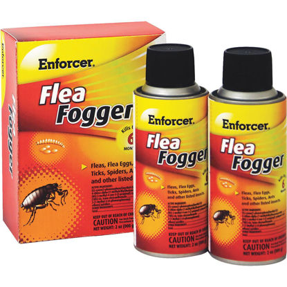 Picture of Enforcer 2 Oz. Flea Indoor Insect Fogger (2-Pack)